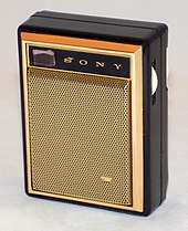 Sony_Model_TR-730_Transistor_Radio,_Broadcast_Band_Only_(MW),_7_Transistors,_Made_In_Japan,_Circa_1960_(15836828772).jpg